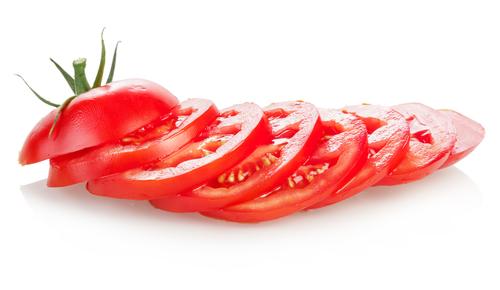 トマト 切り方 味