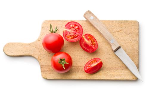 トマト 栄養 加熱 皮