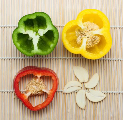 ピーマン 種 栄養 ビタミン