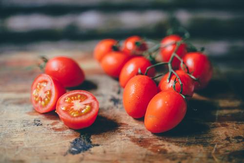トマト さいの目切り サイコロ切り やり方