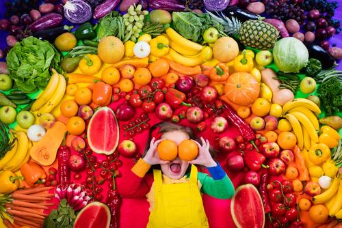 かぼちゃ 野菜 果物 分類