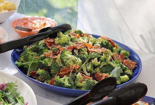 ブロッコリー 生 食べ方 栄養 効果 時間