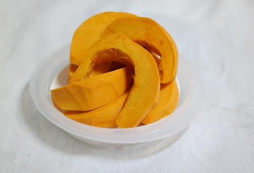 かぼちゃ 皮 剥き方