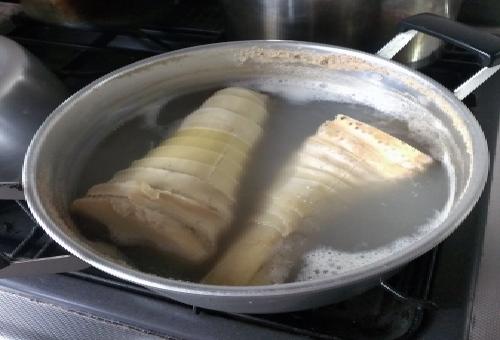 たけのこ 調理 仕方 注意