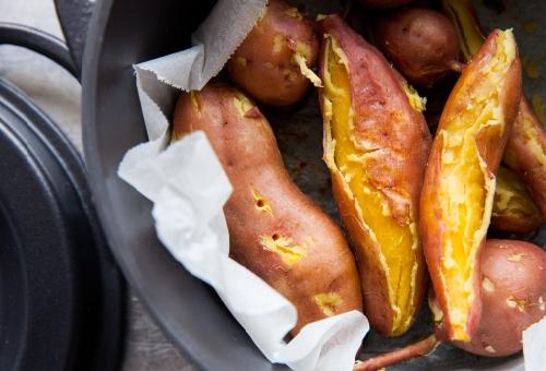 サツマイモ 糖化 温度 保存 炊飯器