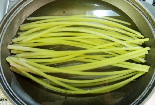 ふき 湯がく 時間 保存 方法