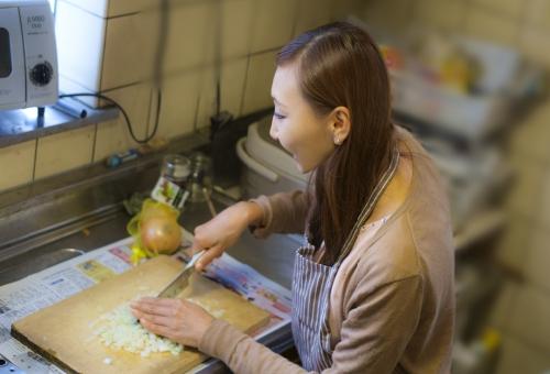 玉ねぎ キッチン 臭い 消す 方法