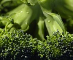 ブロッコリー 栄養 効能