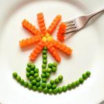 にんじんをレンジで!温野菜や離乳食の作り方!
