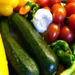 ズッキーニの緑色と黄色の味の違いは?ズッキーニの栄養について!