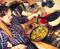 レタス 栄養 茹でる 炒める 調理法