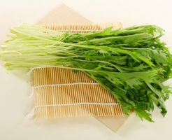 水菜 長持ち 方法