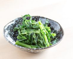 春菊 栄養 食べ方