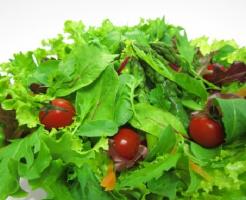 水菜 似てる トマト