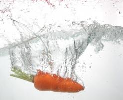 人参 水から 煮る 栄養