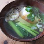 小松菜を冷凍もしくは加熱した時の栄養は?その食べ方とは?