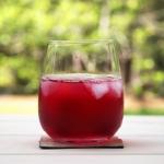 クエン酸と三温糖を使ってしそジュースを作ろう!どんな色になるの?