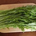 水菜の苦みの原因とは?それをとる方法は?