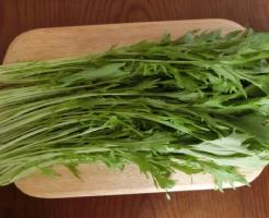 水菜 苦み 原因 とる 方法