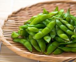 枝豆 栄養 効能 分類