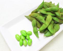 枝豆 可食部 割合 重量