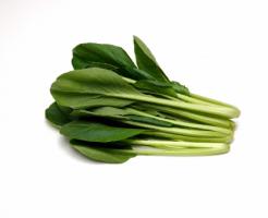 小松菜 栄養素 葉酸 葉 茎 生