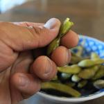枝豆の薄皮には栄養がある?消化はされる?剥き方や再利用方法!