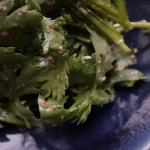 春菊は生でも食べられるの?生食専用の種類はあるの?