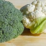 ブロッコリーとカリフラワーの違いは?栄養や値段などについて!