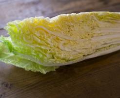 白菜 食物繊維 水溶性