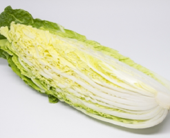 白菜 甘い 部分