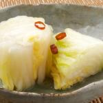 白菜の漬物は常温で保存できる?その賞味期限は?