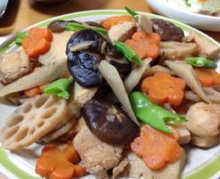 レンコン 煮物 日持ち カロリー 作り方